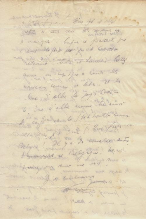celine-lettre-autographe
