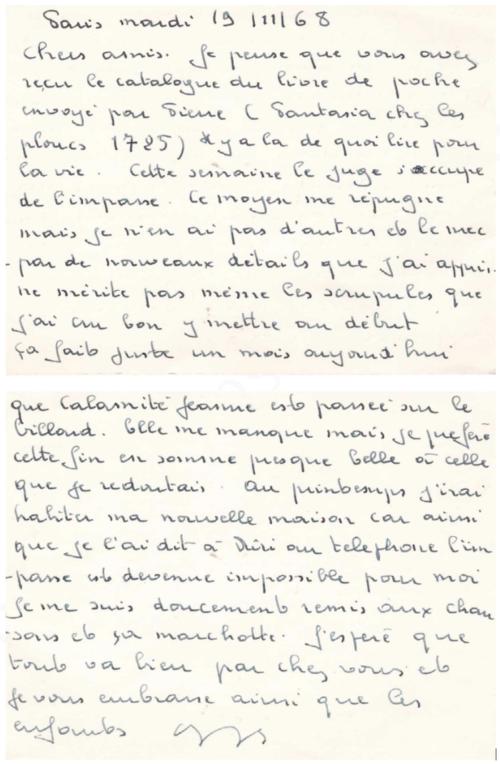 Verlaine Georges Le Fils Defendant La Memoire De Son Pere